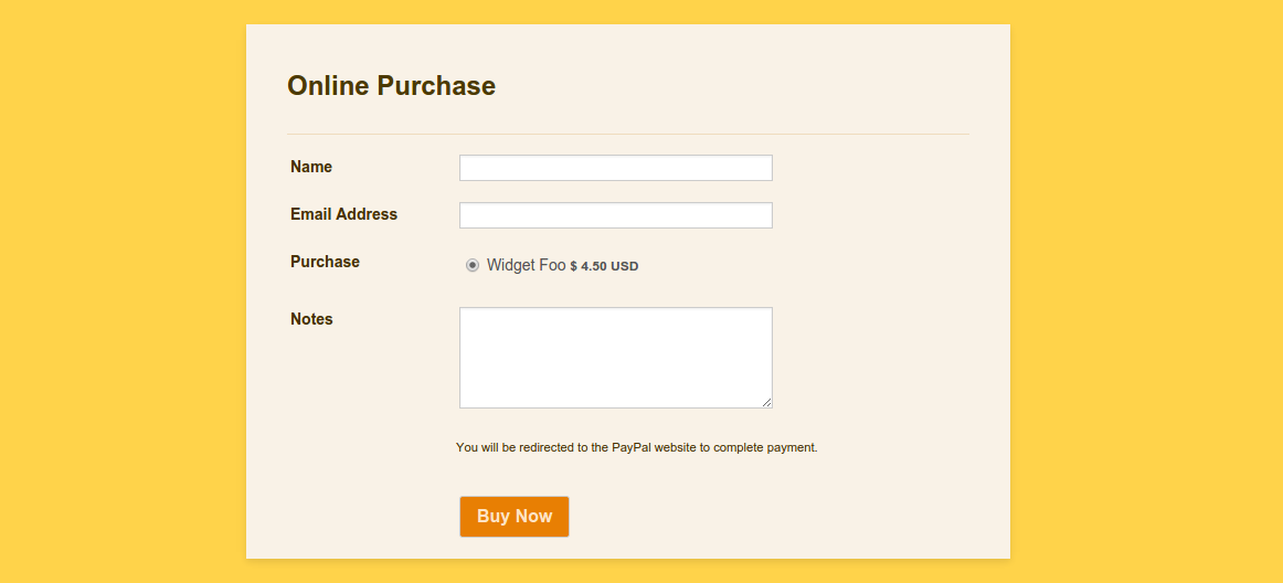 Implementing a Payment Form in Podio using GlobiFlow and Jotform